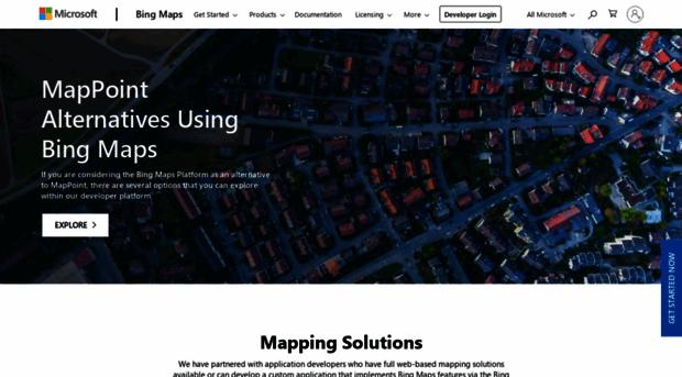 mappoint.net