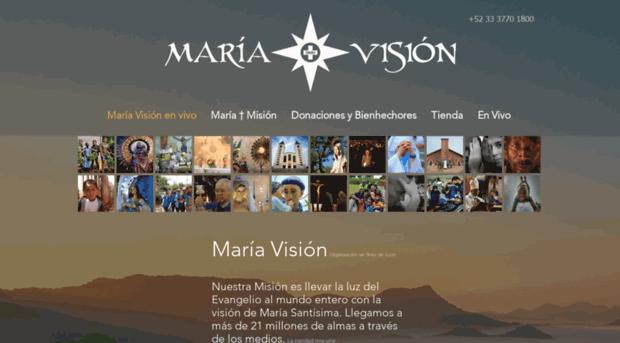 mariavision.com