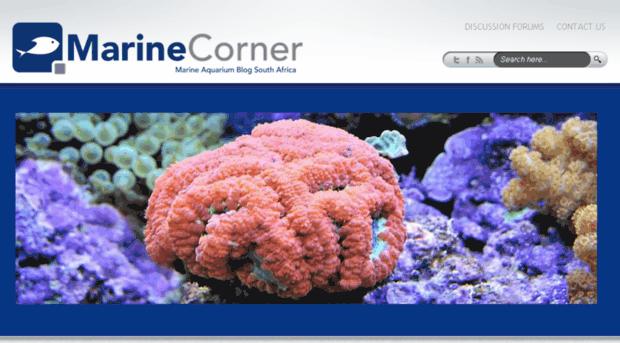 marinecorner.co.za