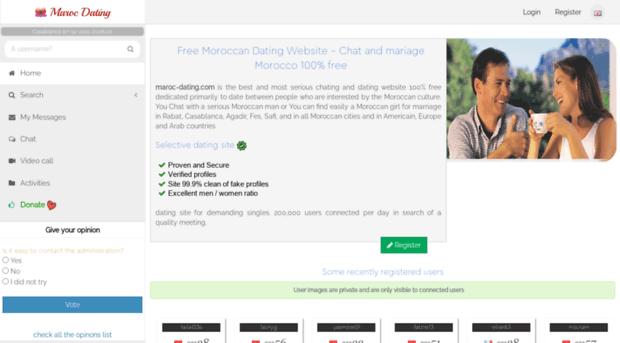 site de rencontres marocain gratuit