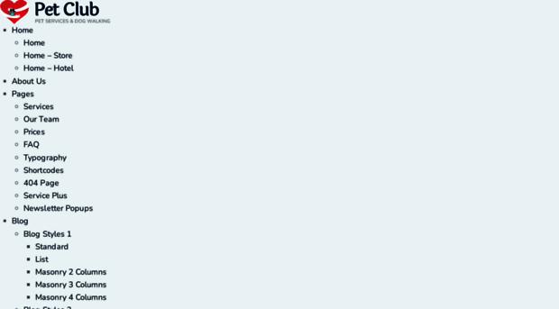 mascotaclub.com