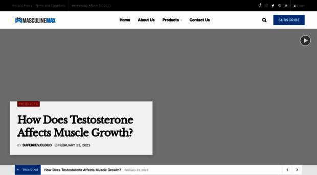 masculinemax.com