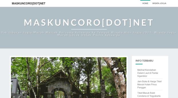 maskuncoro.net