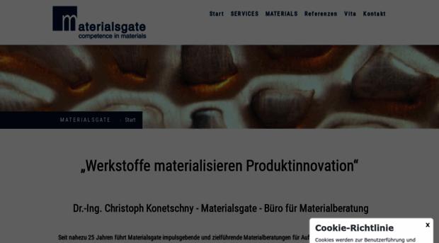materialsgate.de