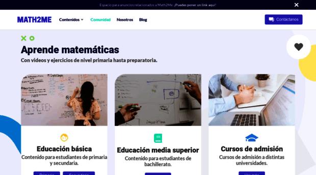 math2me.com