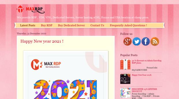 maxrdp.blogspot.in