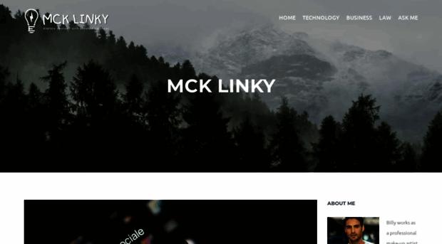 mcklinky.com