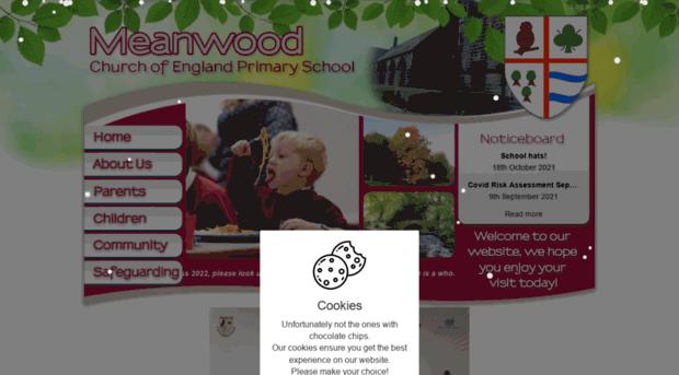 meanwoodschool.co.uk