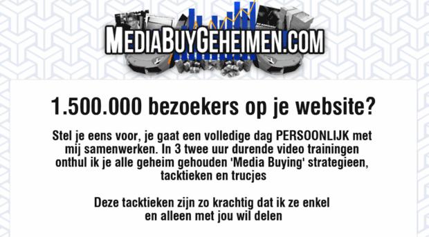 mediabuygeheimen.com