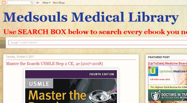 Medical Ebook Blogspot