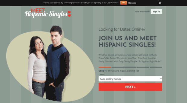 hispanic singles in strong Loveawakecom is one of the largest uk dating site that offers pictured singles proflies of latin singles 1000+ hispanic personals for marriage, friendship or chat any latino from united kingdom has the various ways in which you can communicate with other members on the site including email, im, video webcam.