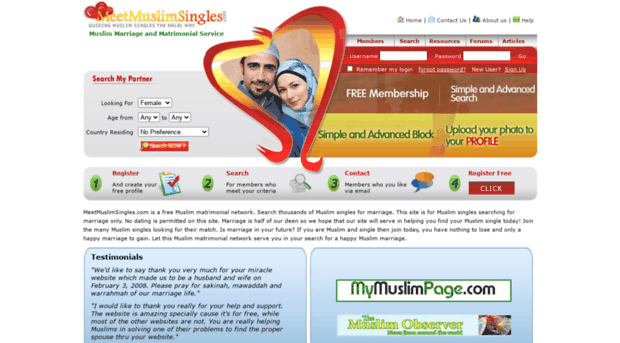 free muslim dating sites no membership Freedate is a totally free online dating site that offers full access with no credit cards required there is no credit card required because this is a dating site that costs nothing as in a completely free online date service.