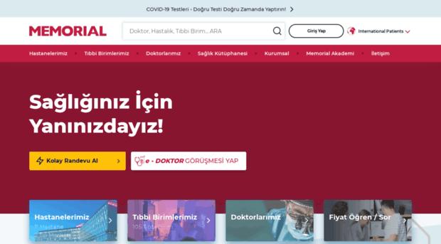 memorial.com.tr