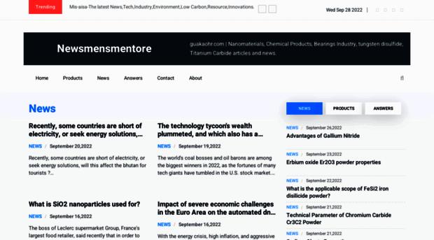mensmentore.com