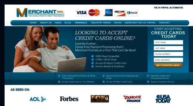 merchantinc.com