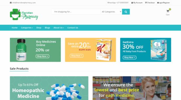 meridienpharmacy.com