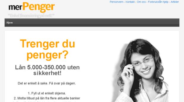 merpenger.com