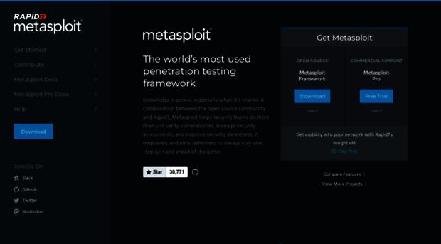 metasploit.com