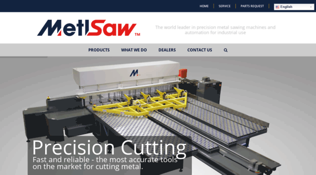 metlsaw.com