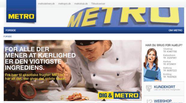 metroshop.dk