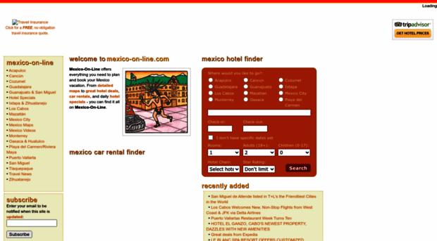 mexico-on-line.com