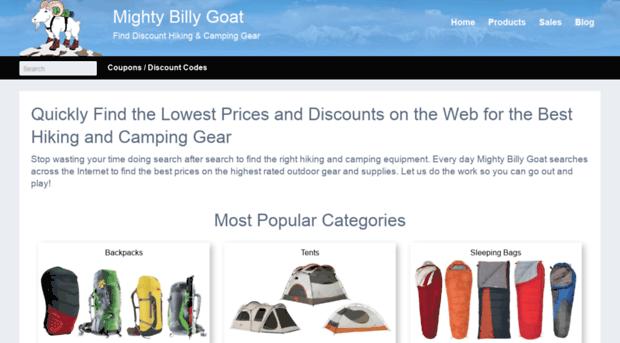 mightybillygoat.com