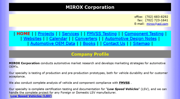 mirox.us
