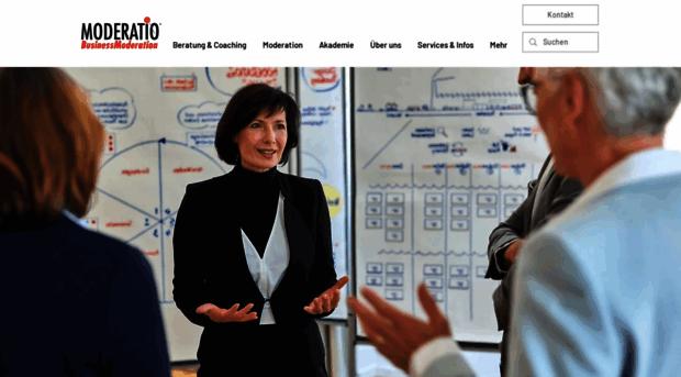 moderatio.com