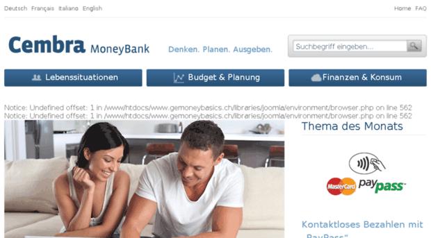 moneybasics.ch