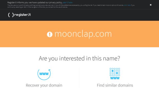 moonclap.com