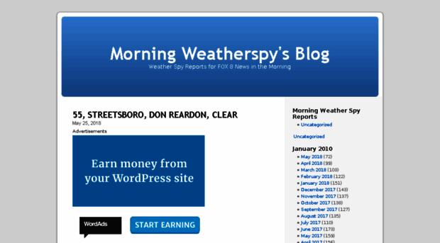 morningweatherspy.wordpress.com