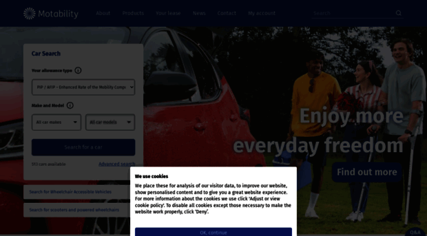 motability.co.uk