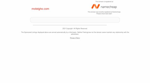 motelgho.com
