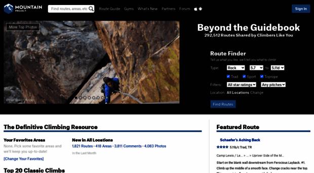 mountainproject.com