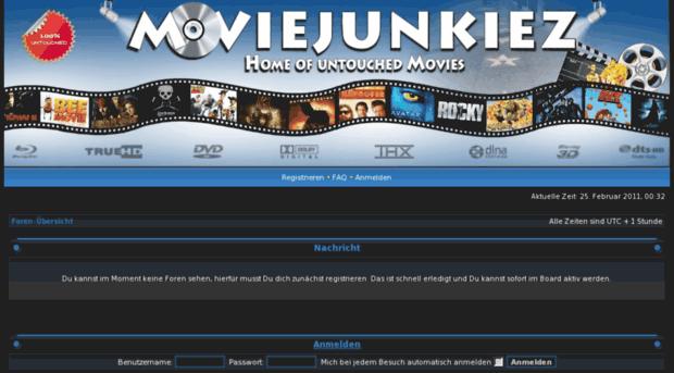 moviejunkiez.com