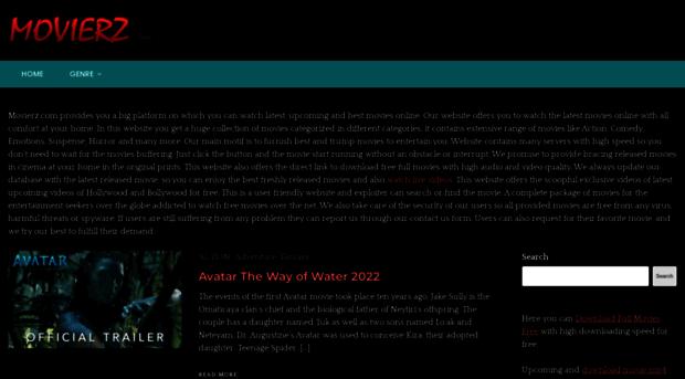 movierz.com - Watch free movies online strea... - Movierz