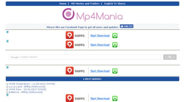 Mp4mania Video Mp 4 Mania