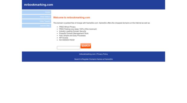 mrbookmarking.com