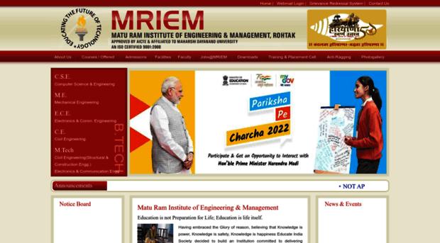 mriem.org