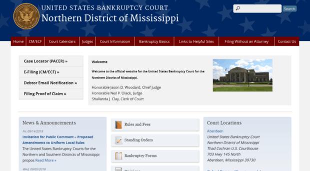 msnb.uscourts.gov