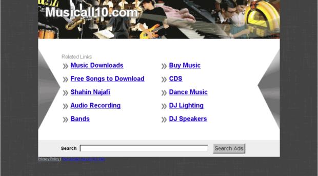 musicall10.com