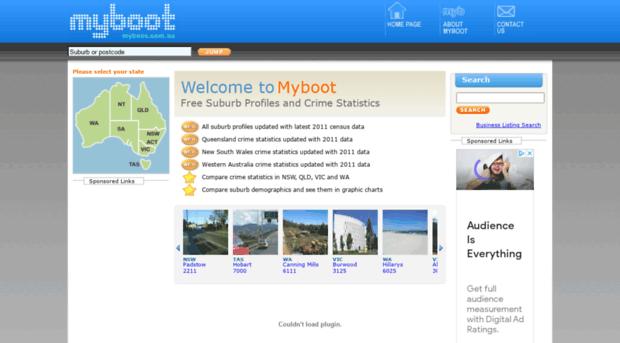 myboot.com.au