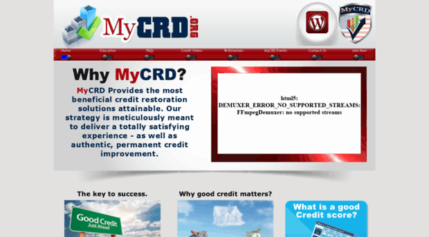 mycrd.org