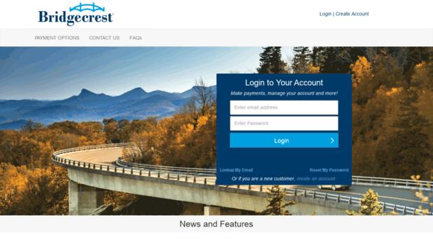 bridgecrest login