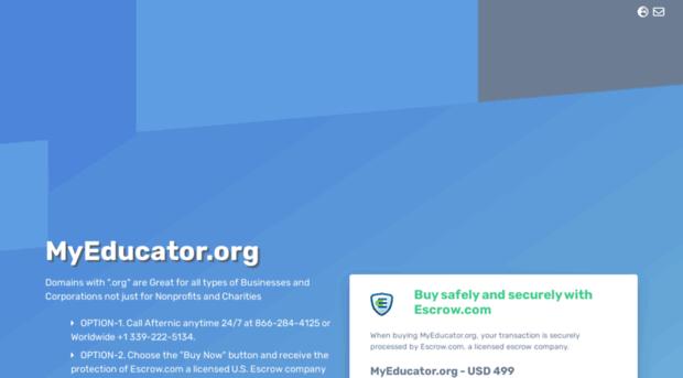 myeducator.org