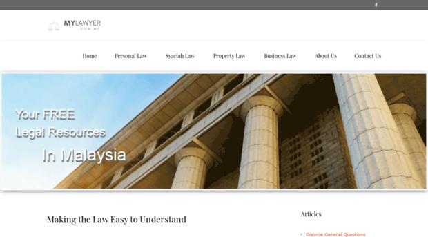 mylawyer.com.my