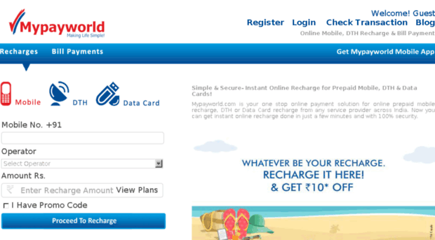 how to pay virgin mobile bill online