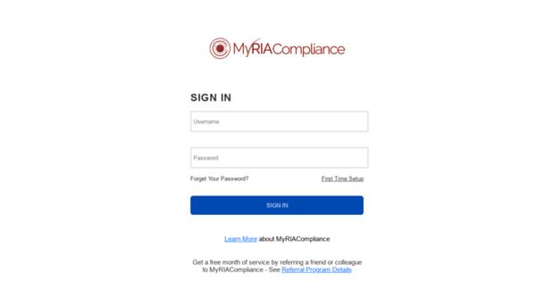 myriacompliance.com