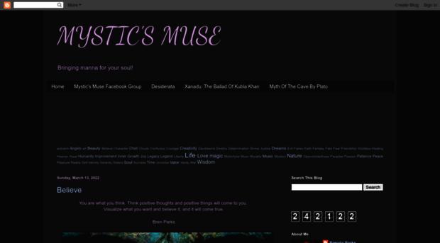 mysticsmuse.blogspot.com