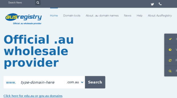 mywebname.com.au